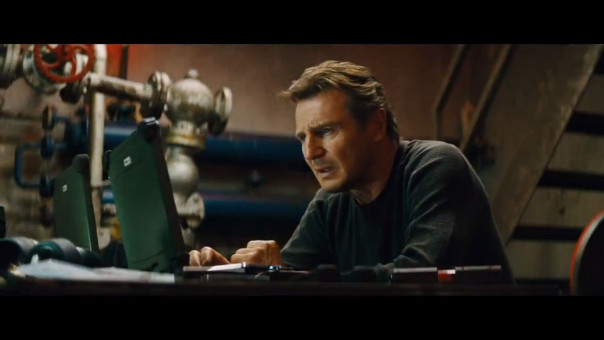 Video: Liam Neeson displays his 12 Skills of Christmas in new ...
