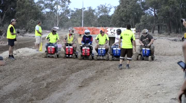 Video: Watch: Motorised esky racing in Australia - BelfastTelegraph.co.uk