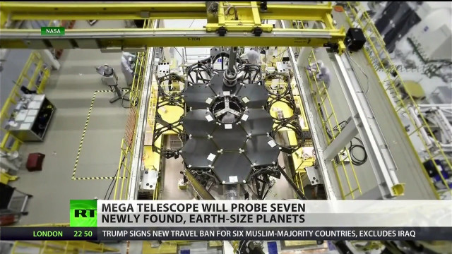 Video new mega hubble telescope set to reveal secrets of the