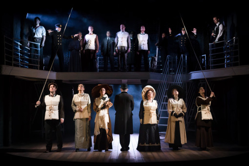 Watch Titanic The Musical Launches In Belfast Ahead Of Grand Opera